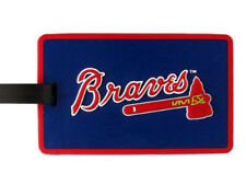 Atlanta Braves Bag Tag Luggage Tag
