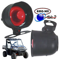 Sho-ME Air Horn Siren for Auto Motorcycle Boat ATV JEEP SUV 12V Waterproof