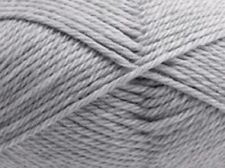 PATONS DREAMTIME MERINO WOOL 8 PLY BABY YARN 50G BALL SILVER #2959