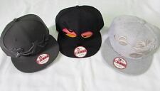 NEW ERA SET OF 3 CAP HAT 9FIFTY THE PINK PANTHER COMICS SNAPBACK EYES FLEECE