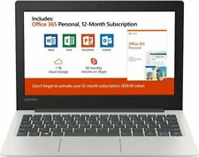 "NEW Lenovo 11.6"" Laptop 4GB RAM,64GB eMMC,Wind10,Bluetooth +1 year Office 365 HP"