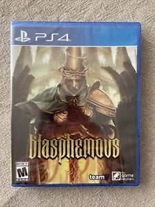 Blasphemous - sony PLAYSTATION 4 [PS4 Limité Run #304 Team17 Action] Neuf