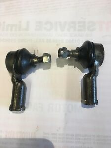 JENSEN HEALEY SPORTS 1972 TO 1976  STEERING TRACK ROD ENDS - PAIR (AB545)