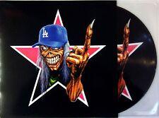 IRON MAIDEN VINYL LP - L.A. KILLERS - PICTURE DISC