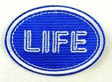 Applikation zum Aufbügeln Bügelbild 2-518 Life