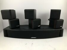Bose VCS-10 Center Channel Speaker With 3 Bi-Directional Bose Speakers