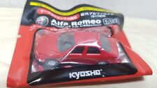1/100 Kyosho 2007 ALFA ROMEO 156 RED diecast car model NEW