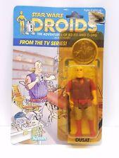 DROIDS JORD DUSAT MOC Vintage Star Wars Kenner Figure 1985 Factory Sealed