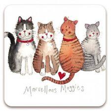 "Alex Clark Cat Kitten Cute Fridge Magnet ""Marvellous Moggies"" Great Gift FREEP&P"