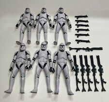 Star Wars Black Series 6 Inch Bootleg KO Clone Trooper Lot