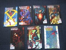 Ultimate Spiderman lot - 1st appearance Ultimate Carnage