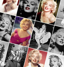 MARILYN MONROE VINTAGE PHOTO PRINTED POSTERS - A4 - A3 - A2