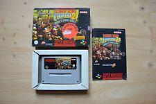 SNES-Donkey Kong Country 2 - (OVP, con instrucciones)