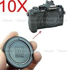 10x Micro 4/3 Kamera Gehäuse Deckel für Olympus PEN E PL1 PL3 PL5 PL6 PL7 PM1 PM