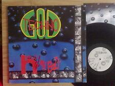 TECHNOGOD - HEMO GLOW BALL - RARO LP 33 GIRI