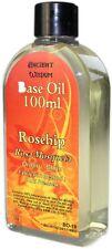 Puro Rosa Mosqueta Oil 100% Natural Prensado En Frío Carrier Oil 100ml