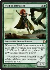 1 FOIL Wild Beastmaster - Return to Ravnica MtG Magic Green Rare 1x x1