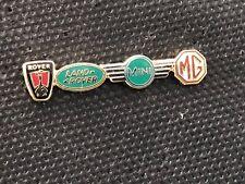 pins pin ENAMEL CAR 4X4 LAND ROVER RANGE MG MINI