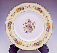 RARE Theodore Haviland Limoges Azay Le Rideau Dinner Plate