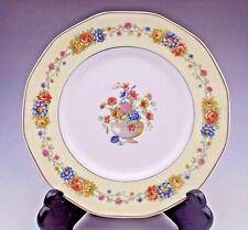 RARE Theodore Haviland Limoges Azay Le Rideau Dinner Plate