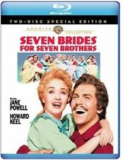 Blu Ray SEVEN BRIDES FOR SEVEN BROTHERS. Howard Keel. Region free. New sealed