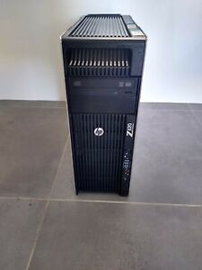HP Z620 Workstation Tower 2 x E5-2660 16 Core 96GB 480GB SSD Win 10 Pro