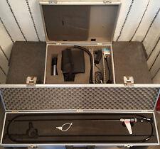 Boîtier de plastique abs noir petit projet box pour circuits151x90x53mm électronique