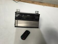 KENWOOD  HEAD UNIT WITH BLUETOOTH,USB OUT PUT AND ROMATE