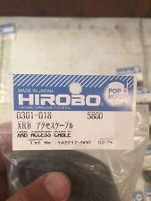 Vintage Hirobo Rc Model Helicopter parts Hirobo Xrb Access Cable 0301-018