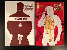 SMALL GODS KILLING GRIN TPB & SPECIAL JASON RAND JUAN FERREYRA IMAGE COMICS