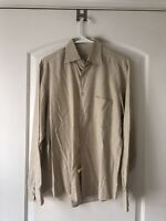 ERMENEGILDO ZEGNA CASUAL OR DRESS SHIRT 15 1/2 35 Great condition