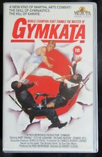 GYMKATA BETAMAX PAL BIG BOX MGM/UA EX RENTAL, KURT THOMAS, VERY NICE EXAMPLE!