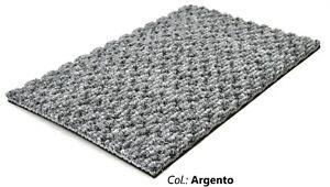 Zerbino su misura per esterno a multipli di 10 cm. ignifugo,drenante,antiscivolo