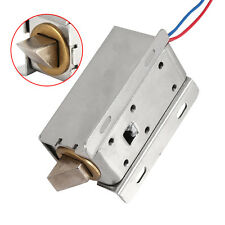 12VDC Cabinet Door Drawer Open Frame Type Electric Solenoid Lock Assembly Locker