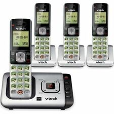 VTech Cordless Phone W/ Answering System & Caller ID - 4 Headset (CS6729-4)™