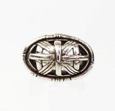 John Hardy | Woven Sterling Silver Ring