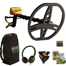 NEW Garrett EuroAce Metal detector + Headphones,Backpack,Box Cover,FREE Delivery