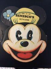 Vintage 1933 - Minnie Mouse Premium Mask