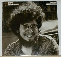 David Bromberg - Demon In Disguise - 1972 LP Record Album - Excellent Vinyl