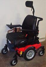 Merits P323 Vector Power Wheelchair Deluxe Seating VR2 w/ Power Tilt & Recline
