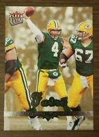 2006 Fleer Ultra Gold Medallion #70 Brett Favre Green Bay Packers