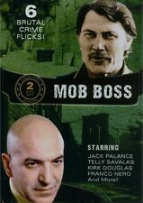 Mob Boss Collection (DVD, 2012, 2-Disc Set, Tin Case)