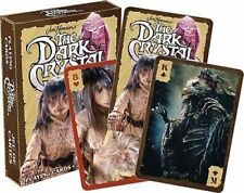 DARK CRYSTAL - PLAYING CARD DECK - 52 CARDS NEW - HENSON MOVIE 52527