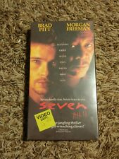 Seven Se7en New Sealed Rare Vhs Tape (Vhs, 1996)