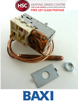 BAXI BERMUDA S WITH 401 551 552 BOILER THERMOSTAT KIT K36P1324 102027 GENUINE