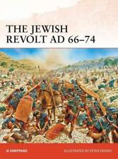 Osprey Campaign 252 :  The Jewish Revolt AD 66–74  NEU