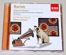 Bela Bartok Musica per strumenti a corda celesta Mariss Jansons Oslo Philharmonic