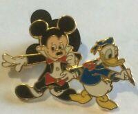 Mickey Mouse through the Years Tuxedo Donald disney pin U