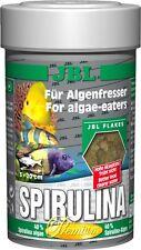 Jbl Premium Spirulina Copos 100ml-Alimentos para algas comer pescado y camarones