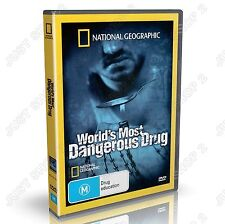 National Geographic Worlds Most Dangerous Drug : New DVD